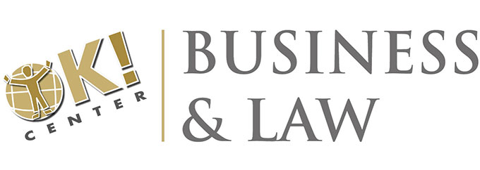 OK CENTER BUSINESS AND LAW